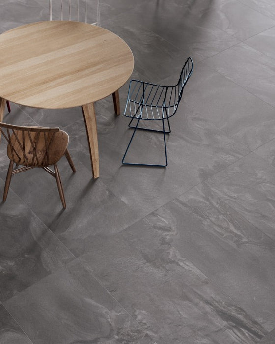 Matte Horizon Antracite Porcelain Tile