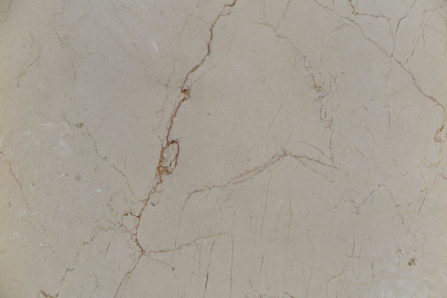 "Full Tile Sample - Crema Marfil Classico Marble Tile - 24"" x 24"" x 5/8"" Polished"