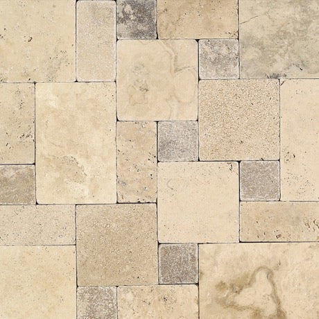 Peruvian Cream Blend Travertine TS36