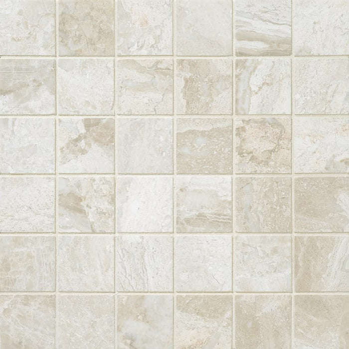 "Diano Royal Marble Mosaic - 2"" x 2"" Polished"