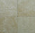 "Full Tile Sample - Durango Travertine Tile - 4"" x 4"" x 3/8"" Tumbled"
