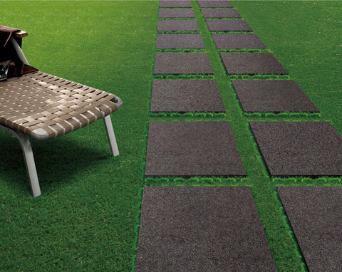Matte Eco-Outdoor 2.0 Jet Black Porcelain Tile