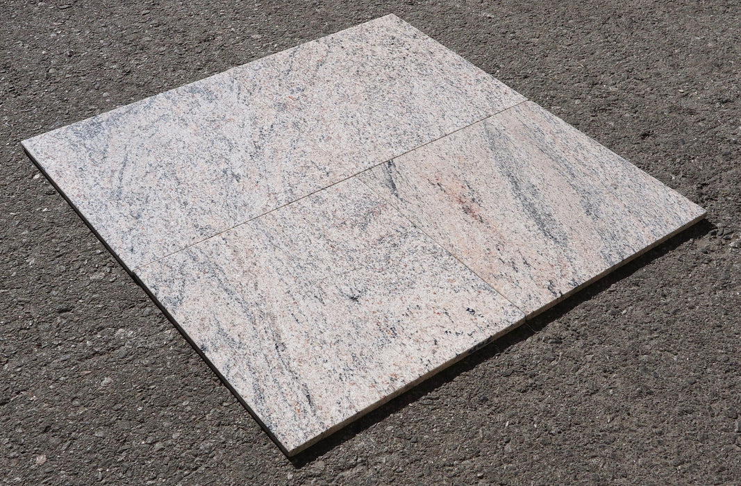 Indian Juparana Light Granite Tile