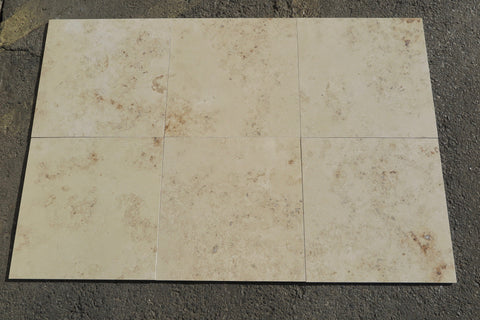Jura Beige Honed Limestone Tile