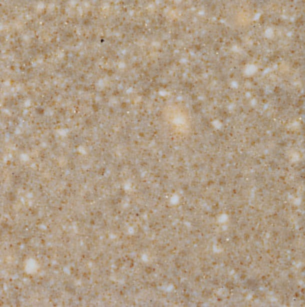 Keystones Unglazed Mosaic Mottled Medium Brown D050