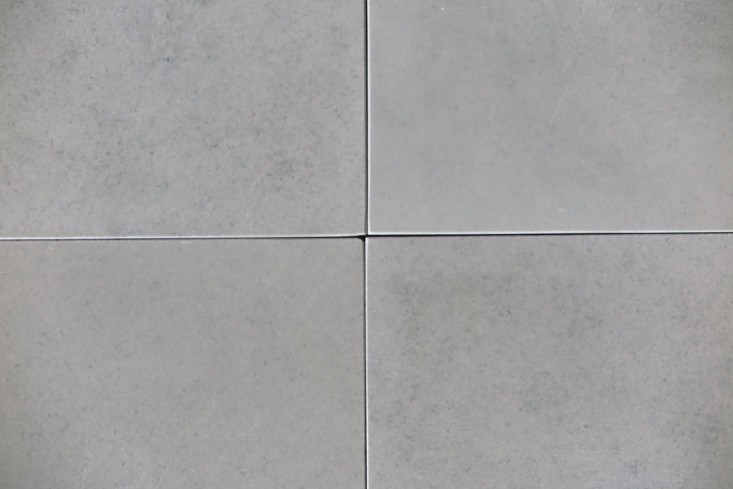"Honed Kota Blue Limestone Tile - 12"" x 12"" x 3/8"""