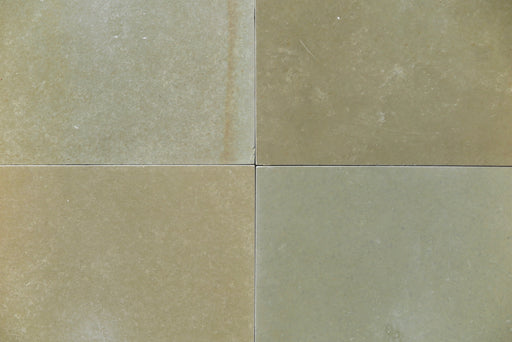 "Kota Brown Standard Limestone Tile - 12"" x 12"" x 3/8"" Honed"