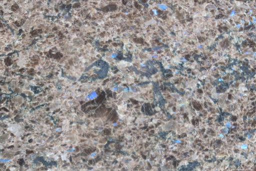 "Labrador Antique Granite Tile - 12"" x 12"" x 3/8"" Polished"