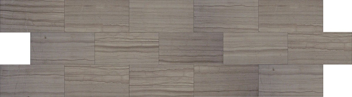 Marble Silver Screen Vein Cut M744