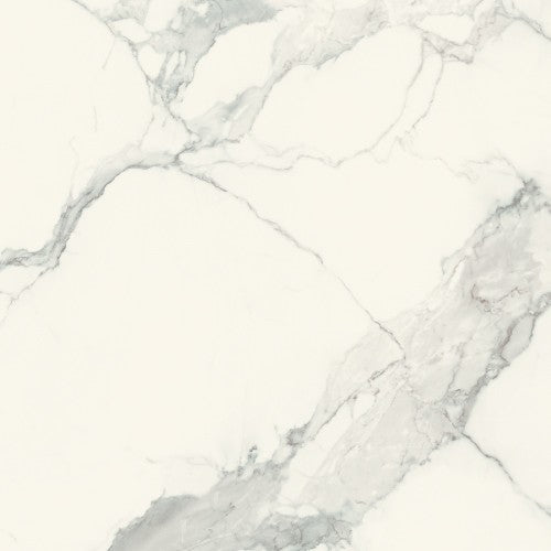 "Magnum Classic Statuario Porcelain Tile - 32"" x 32"" x 1/4"" Polished"