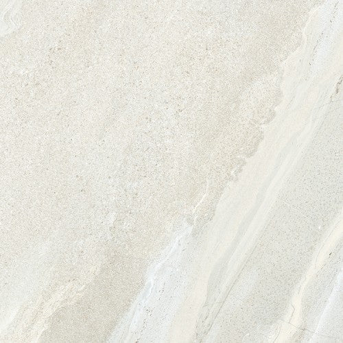 "Magnum Stone Burl White Porcelain Tile - 32"" x 32"" x 1/4"" Polished"