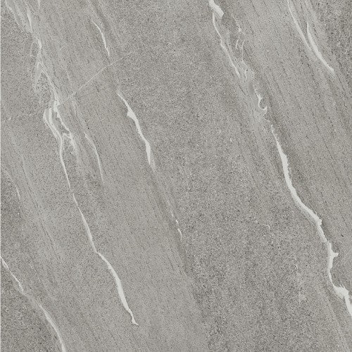 "Magnum Stone Burl Gray Porcelain Tile - 32"" x 32"" x 1/4"" Polished"