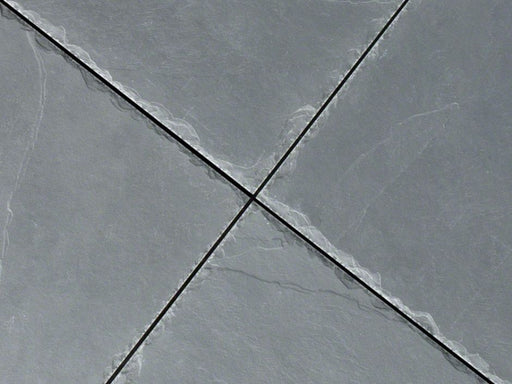 Montauk Blue Slate Chiseled Tile