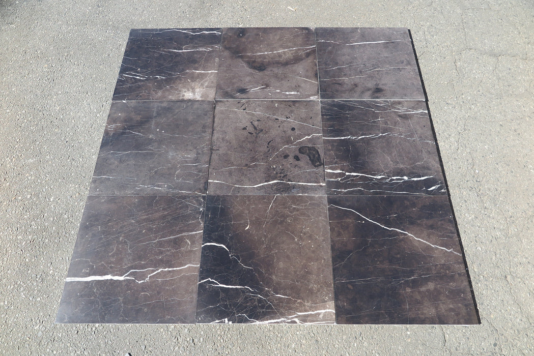 New Saint Laurent Marble Tile