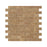 "Noche Travertine Mosaic - 1"" x 2"" Brick Split Face"
