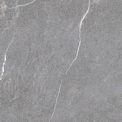 "Lifestone Medium Gray Porcelain Tile - 24"" x 24"" x 3/8"" Matte"