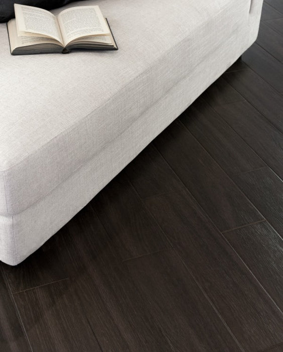 Matte Hudson Dark Oak Ceramic Tile
