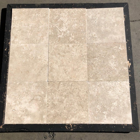 Ramon Gray Honed Limestone Tile