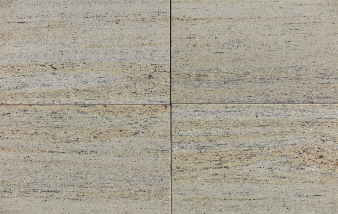 "Rare Ivory Granite Tile - 12"" x 12"" x 5/16"" Polished"