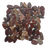 "Red Marble Pebble - 12"" x 12"" Flat Polished"