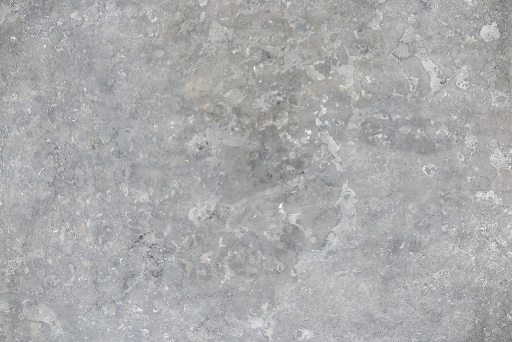 "Sicilian Grey Marble Tile - 18"" x 18"" x 3/8"" Polished"