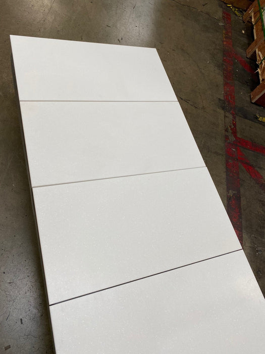 "Thassos White Extra Marble Tile - 12"" x 24"" x 3/8"" Polished"