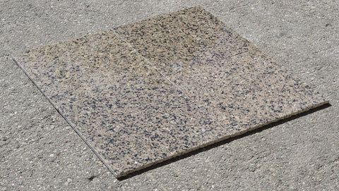 Polished Tropical Brown Granite Tile
