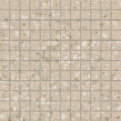 Unglazed Mosaics Clearface Willow Speckled 0A94