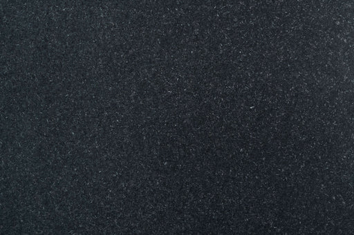 "Absolute Black Granite Tile - 12"" x 12"" x 3/8"" Honed"