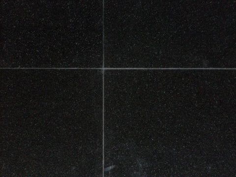Absolute Black Standard Granite Tile