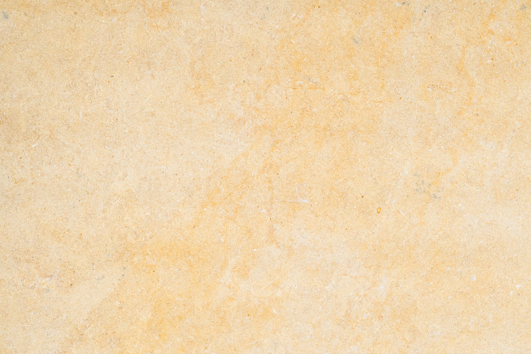 "Full Tile Sample - Antique Gold Limestone Tile - 24"" x 24"" x 5/8"" Honed"