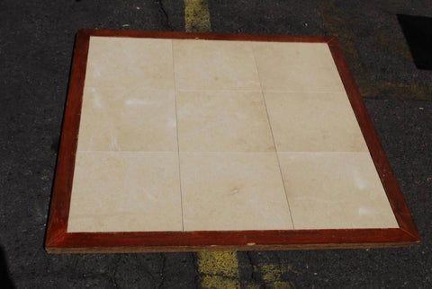 "Antique Gold Limestone Tile - 12"" x 12"" x 3/4"""