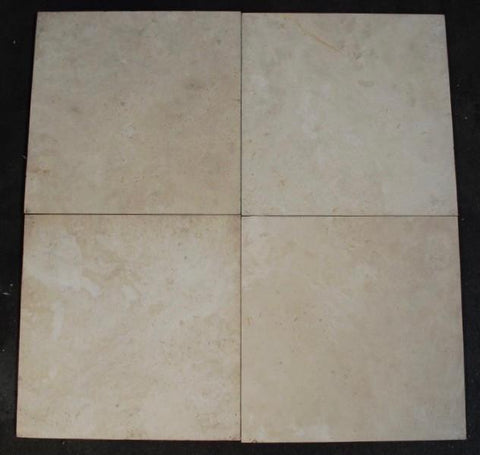 "Apollonia Travertine Tile - 12"" x 12"" x 3/8"""