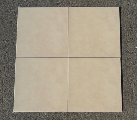 "Artic Beach Porcelain Tile - 13"" x 13"" x 1/4"""