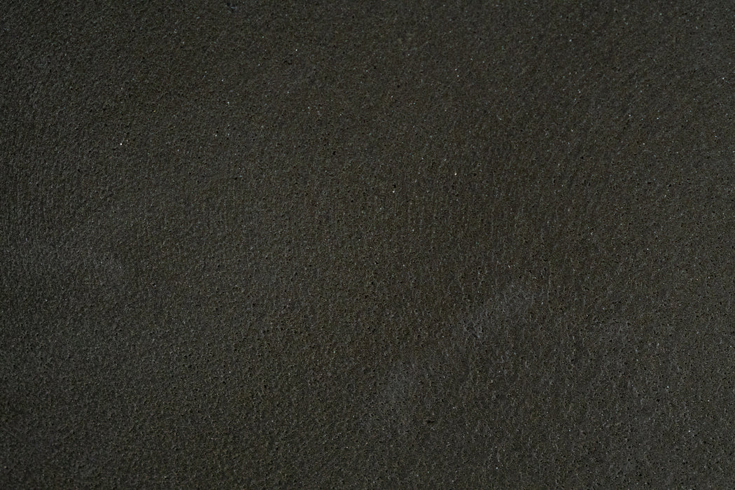 "Full Tile Sample - Basalt Dark Basalt Tile - 18"" x 18"" x 1/2"" Brushed"