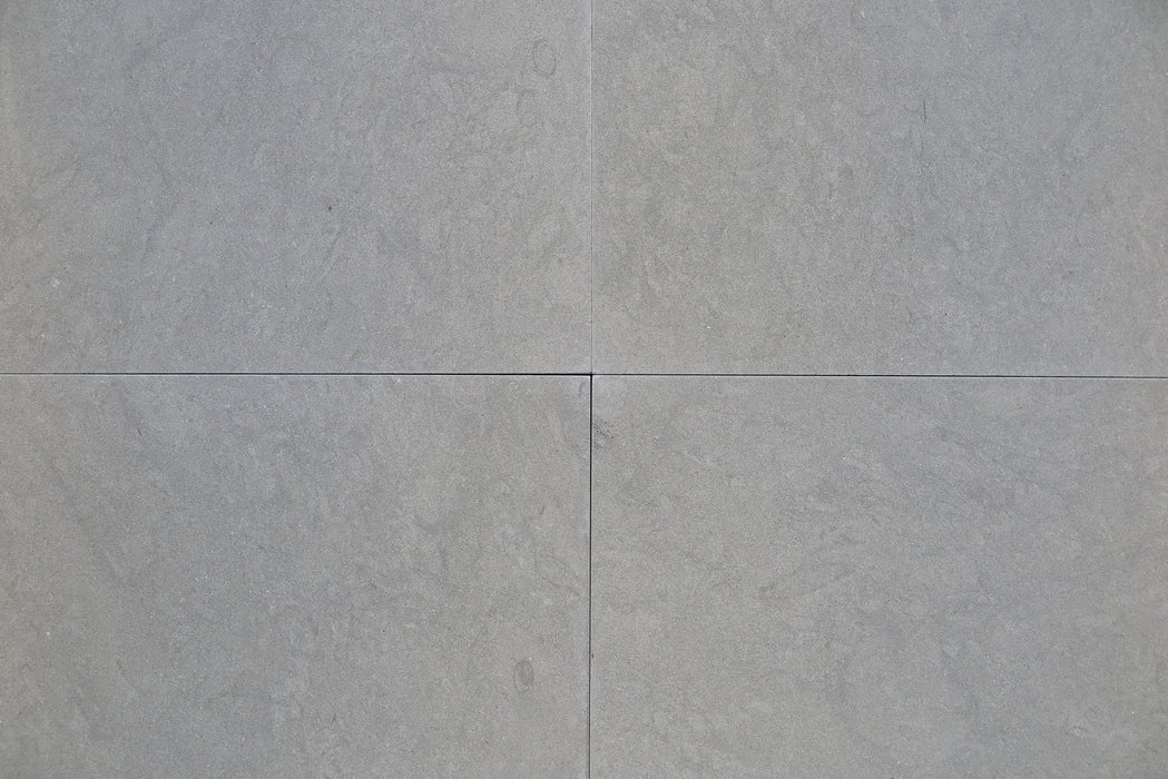"Honed Bateig Blue Sandstone Tile - 24"" x 24"" x 5/8"""