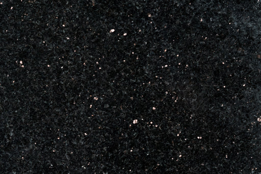 "Black Galaxy Standard Granite Tile - 12"" x 12"" x 3/8"" Polished"