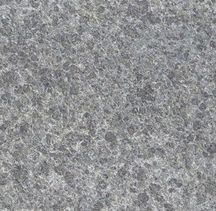 "Black Granite Granite Paver - 4"" x 4"" x 1 1/4"" Flamed"