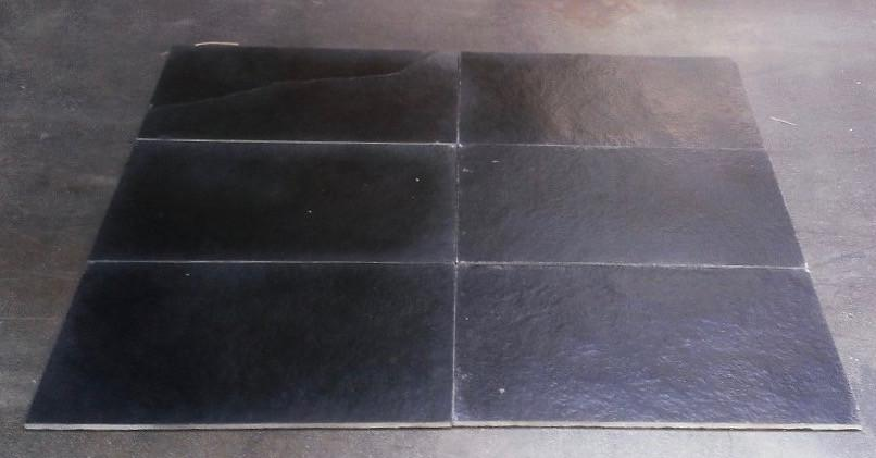 Black Stallion Limestone Tile