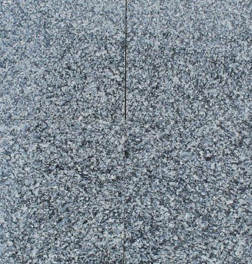 "Blue Imperial Granite Tile - 12"" x 12"" x 3/8"" Polished"