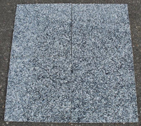 Polished Blue Imperial Granite Tile