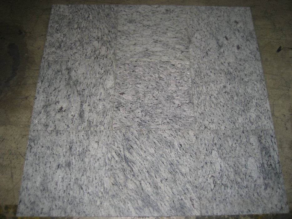 "Blue Symphony Granite Tile - 12"" x 12"" x 5/16"""