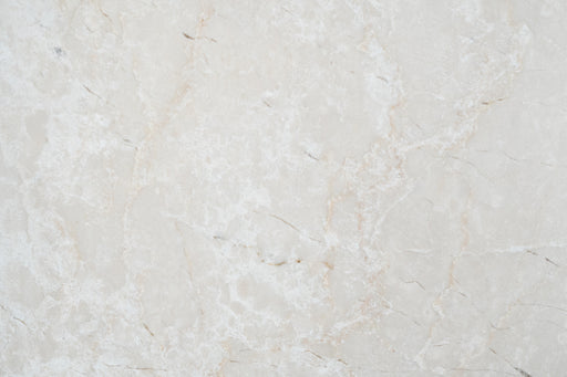 "Full Tile Sample - Botticino Classico Marble Tile - 12"" x 18"" x 3/8"" Honed"