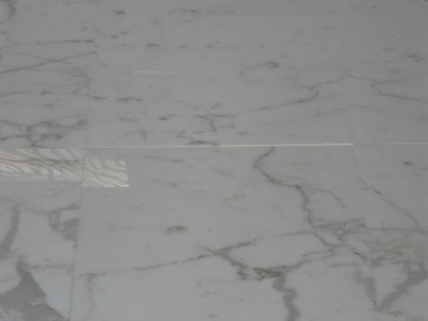 Polished Calacatta Gold Extra Marble Tile