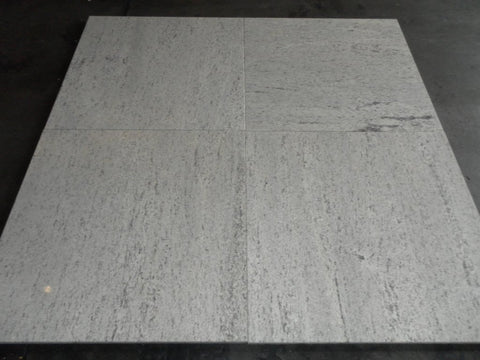 "Polished Colonial Cream Granite Tile - 18"" x 18"" x 1/2"""