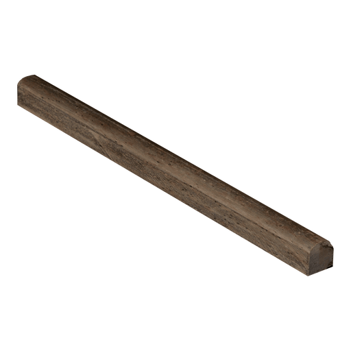 "Copper Slate Liner - 3/4"" x 12"" Bullnose Honed"