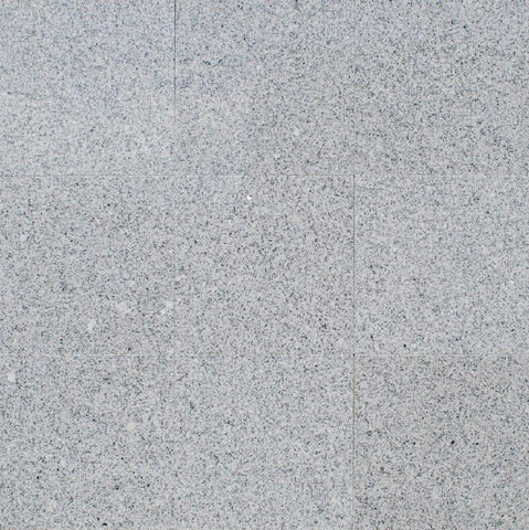 Polished Crystal White Granite Tile