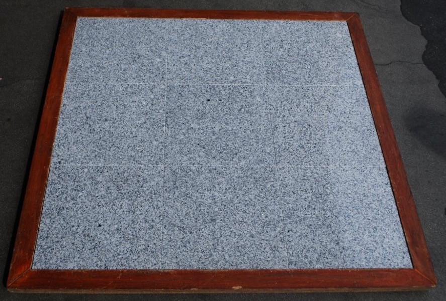 Crystal White Granite Tile