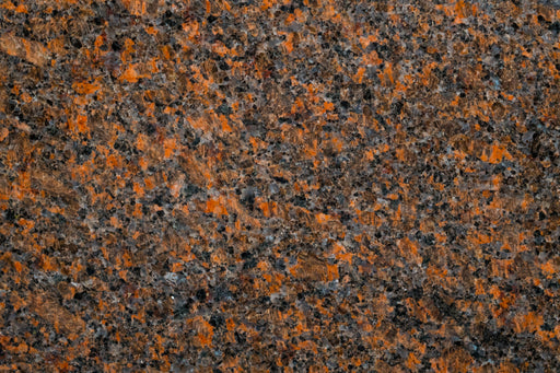 "Full Tile Sample - Dakota Mahogany Granite Tile - 12"" x 12"" x 3/8"" Polished"