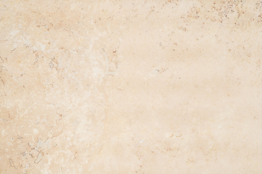 "Full Tile Sample - Durango Standard Travertine Tile - 12"" x 12"" x 3/8"" Honed"